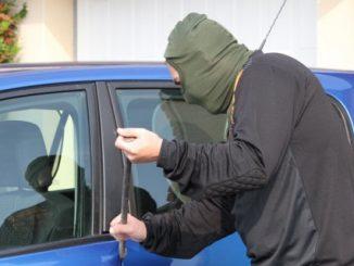 Alarme antivol voiture